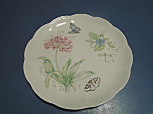 Lenox Butterfly Meadow Eastern Tailed Blue Dinner Plates