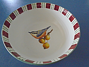 Lenox Winter Greetings Everyday Nuthatch Bowl