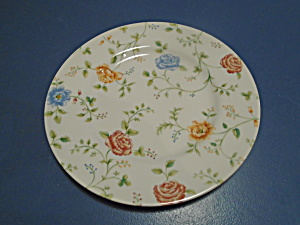 Queen's Rose Chintz Dinner Plates