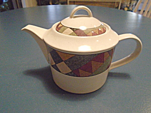 Mikaasa Palm Desert Small Tea Pot 3 Cups