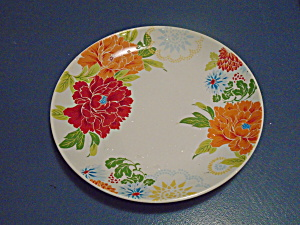 Coventry Huang White Dinner Plates