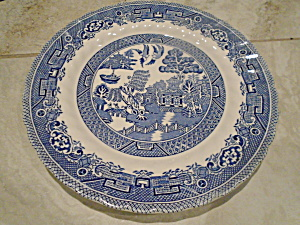 Myott-meakin Blue Willow Dinner Plates