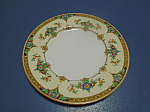Antique Vintage Minton Eloise Salad Plates Dated 1926