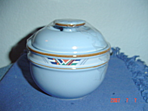 Mikasa Studio Nova Magic Sky Covered Sugar Bowl