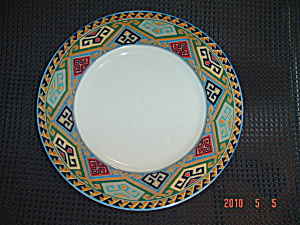 Christopher Stuart Optima La Brea Dinner Plate Hk214