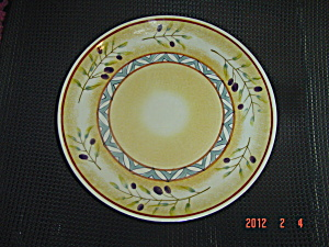 Sakura Les Olives Dinner Plates