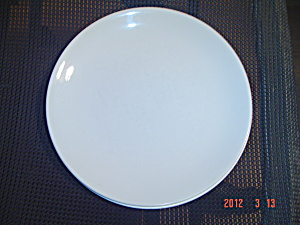 Johnson Bros. Jb12 White Coupe Dinners