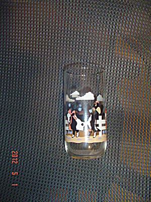 Libbey Cow Drinking Glasses/tumblers 5.25 In.