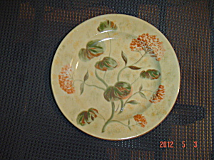 222 Fifth Pts Asian Antique Salad Plates