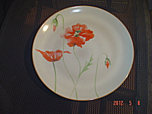 222 Fifth Pts Amapola Dinner Plates