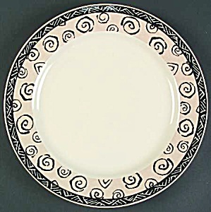 Sakura Desert Sands Dinner Plates