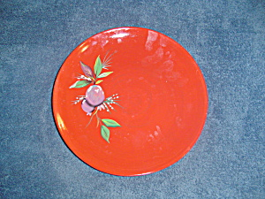 Tracy Porter Jolly Ol' Snowy Have A Jolly Holiday Salad Plates