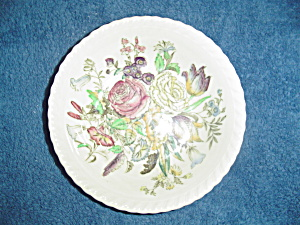 Vintage Johnson Bros Garden Bouquet Dessert Bowls