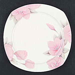 Nikko Virginia Rose Dinner Plates