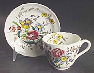 Spode Copeland Gainsborough Saucers Only