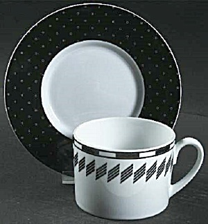Studio Nova Drama Cups And Saucers