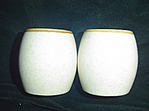Mikasa Country Manor Salt And Pepper Shakers