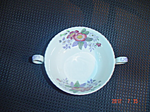 Spode-copeland Mayflower Creme Soup Cups