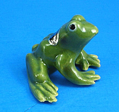Josef Originals Miniature Frog