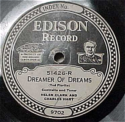 Edison #51426: Rockabye My Baby Blues