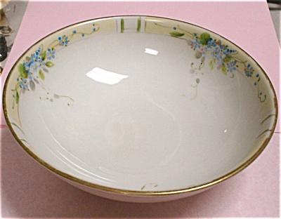 1910s/1920s Nippon Handpainted Serving Bowl