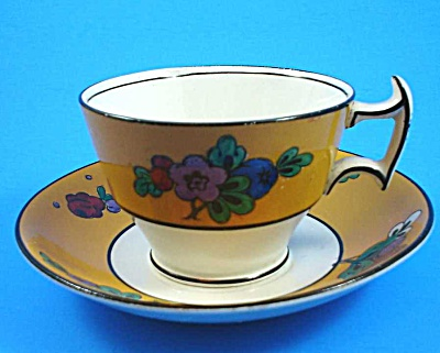 Booths England Cup And Saucer
