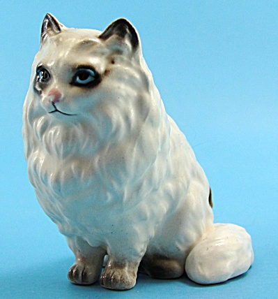 Josef Original Pottery Miniature Persian Cat