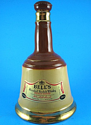 Wade Bell's Scotch Whisky Decanter