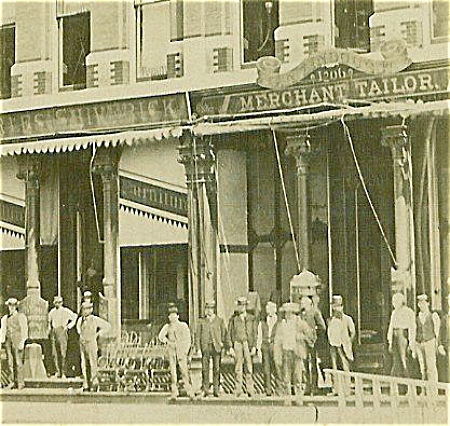 Cabinet Photo - 1880 Stores-tailor-furniture