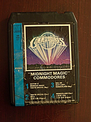 Midnight Magic Commodores