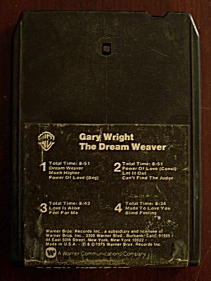 Gary Wright The Dream Weaver