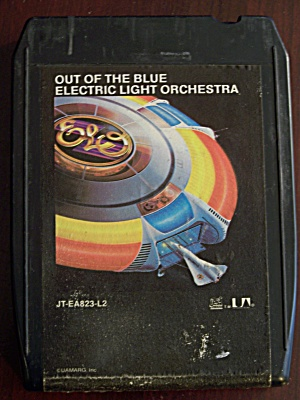 Out Of Blue Electric Light Orchestra