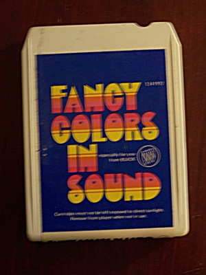 Fancy Colors In Sound