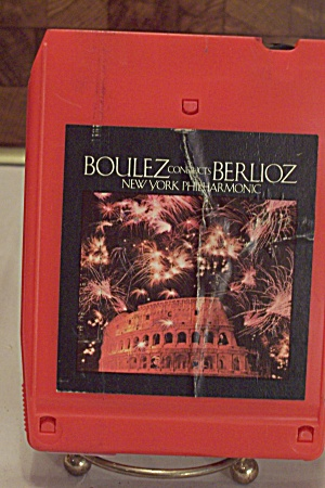 Boulez Conducts Berlioz New York Philharmonic