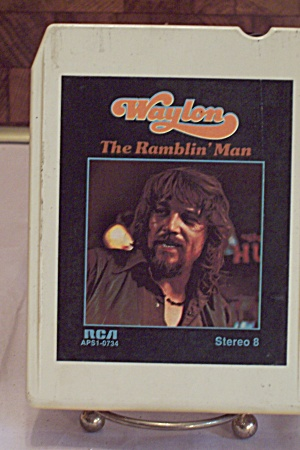 Waylon Jennings The Ramblin' Man