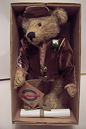 St. Martin Limited Edition Romeo Teddy Bear