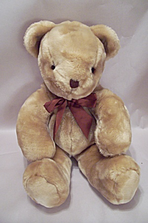 Light Brown Stuffed Teddy Bear