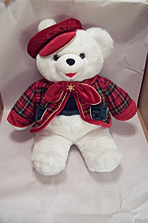 1999 Snowflake Teddy Bear