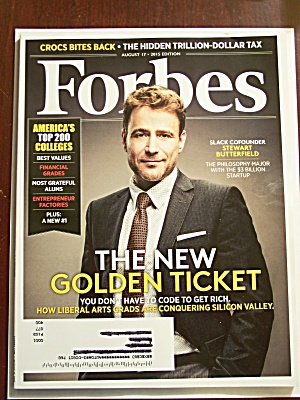 Forbes, Volume 196, No. 2, August 17, 2015
