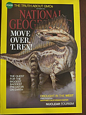 National Geographic, Volume 226, No. 4, October 2014