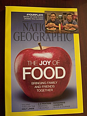 National Geographic, Volume 226, No. 6, December 2014