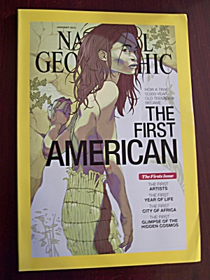National Geographic, Volume 227, No. 1, January 2015