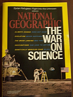 National Geographic, Volume 227, No. 3, March 2015