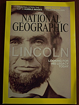 National Geographic, Volume 227, No. 4, April 2015