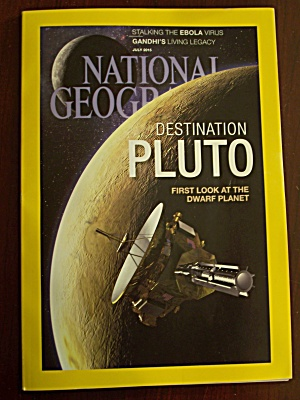 National Geographic, Volume 228, No. 1, July 2015