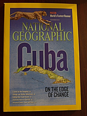 National Geographic, Volume 222, No. 5, November 2012