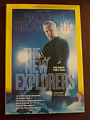 National Geographic, Volume 223, No. 6, June 2013