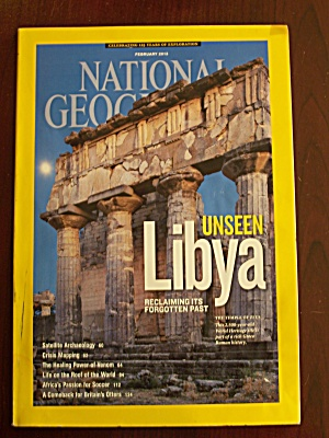 National Geographic, Volume 223, No. 2, February 2013