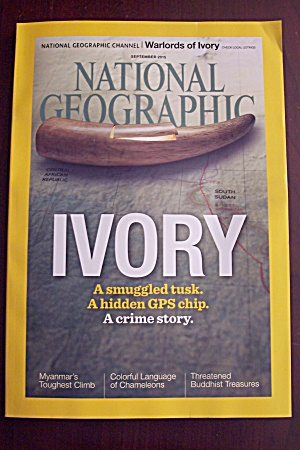 National Geographic, Volume 228, No. 3, September 2015