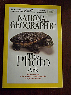 National Geographic, Volume 229, No. 4, April 2016